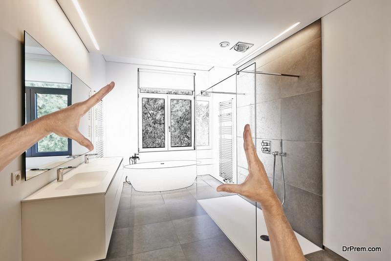 Bathroom-setup