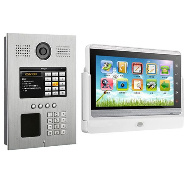 Smart intercom system