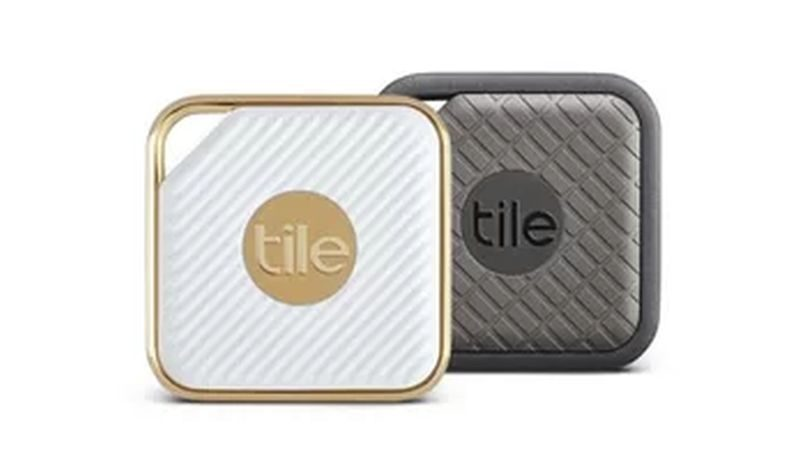Tile key tracker and finder