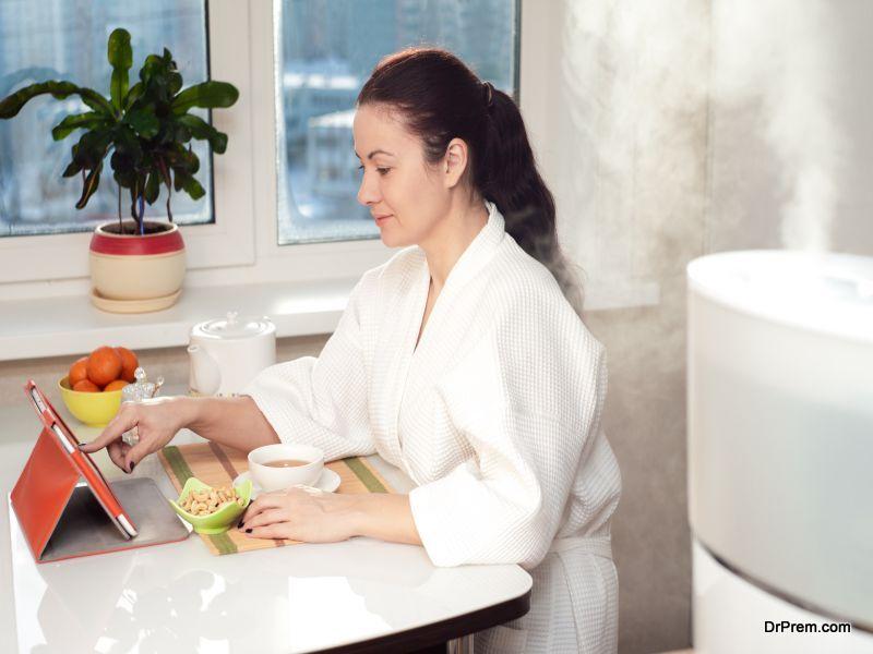 Disease-free Home Environment