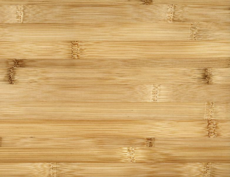 Use of bamboo as flooring