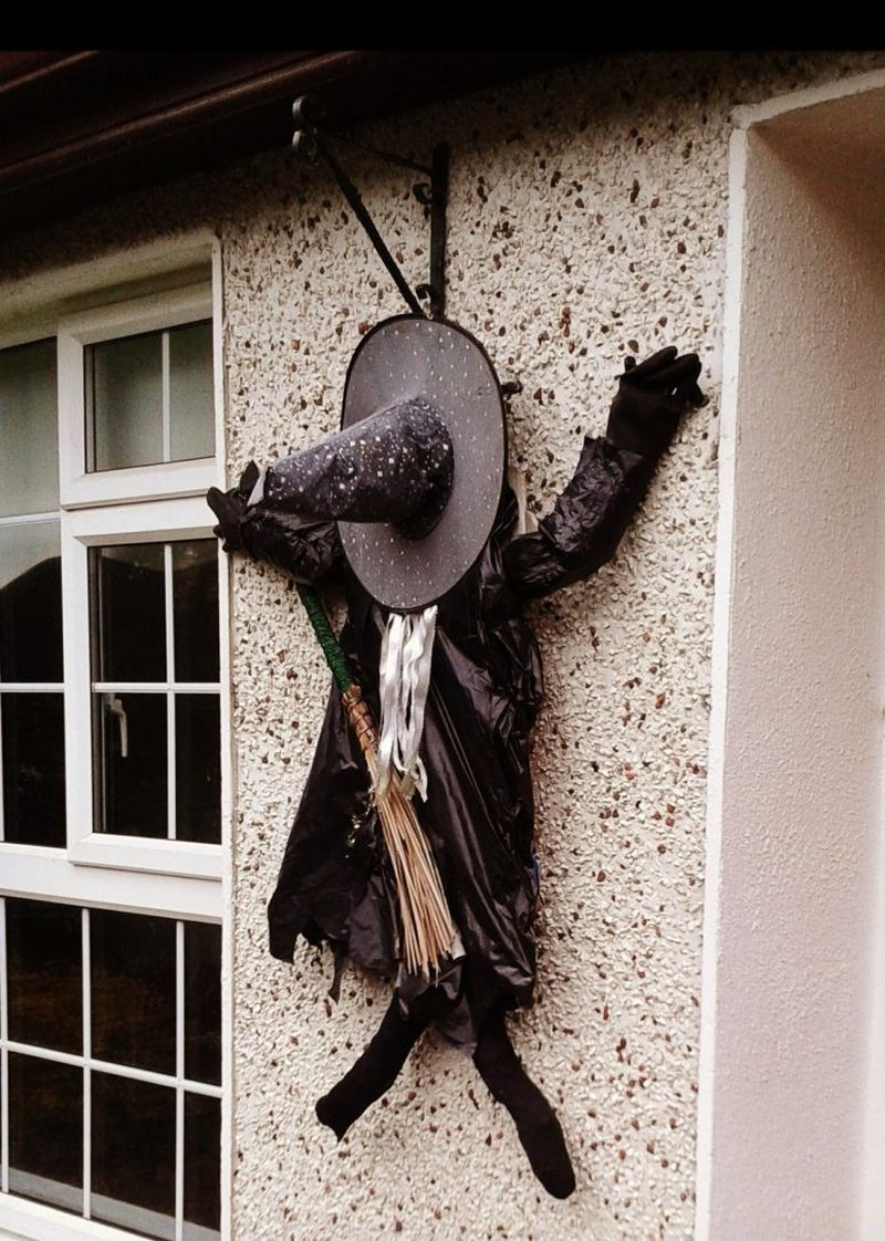 Witch Hat Decorations
