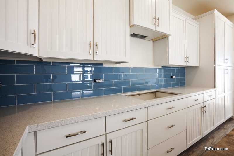 backsplash makeover