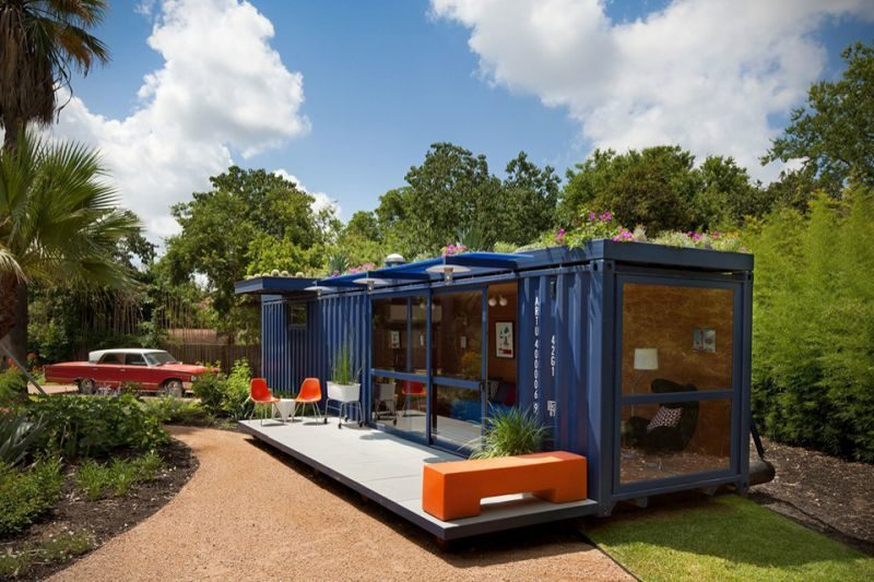 Shipping container Guesthouse