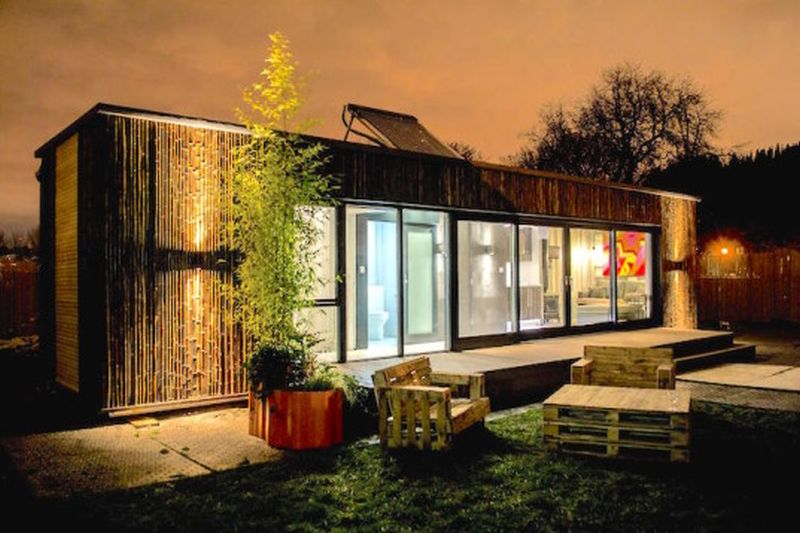 6 Shipping Container Home Design Ideas