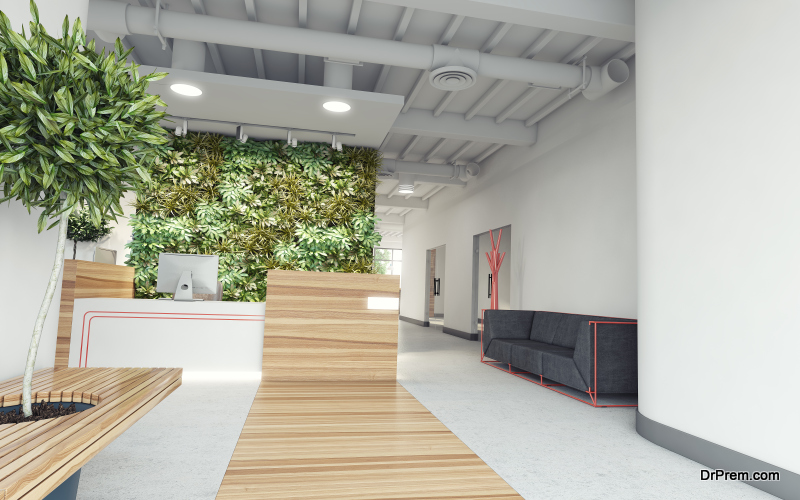Promote Sustainability During An Office Fit Out