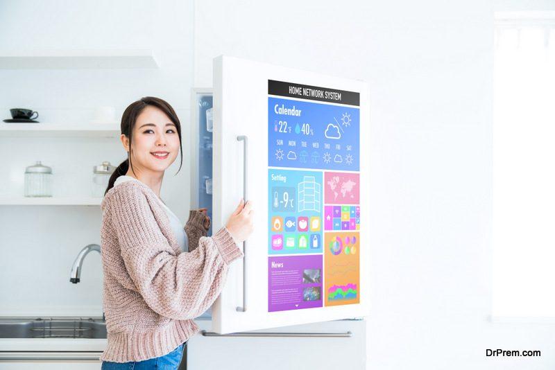 Smarter appliances