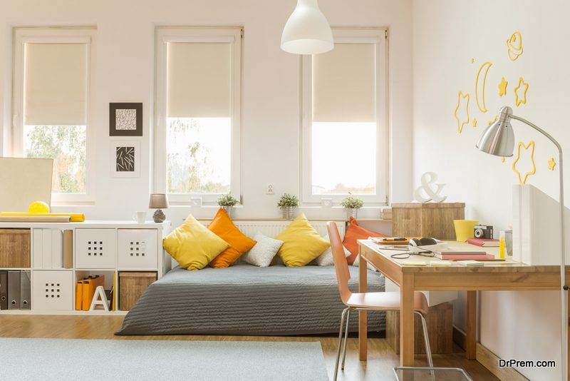 Transitional design for home