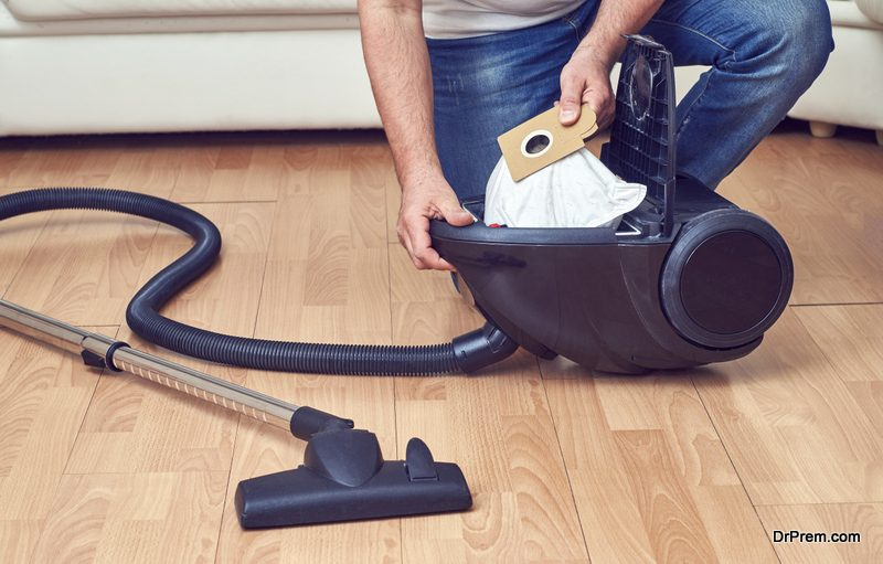choose the right vacuum cleaner