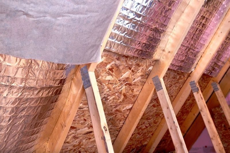 Check the insulation of your house
