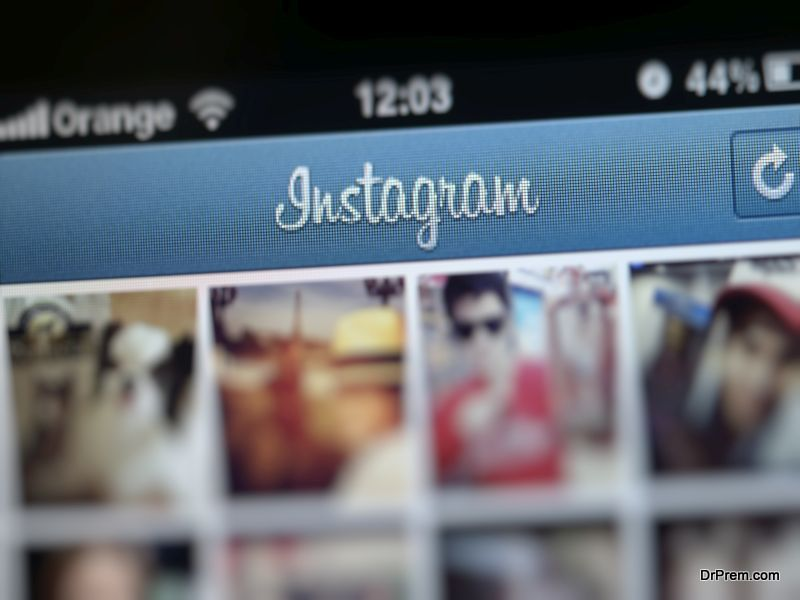 Interior design Instagram account