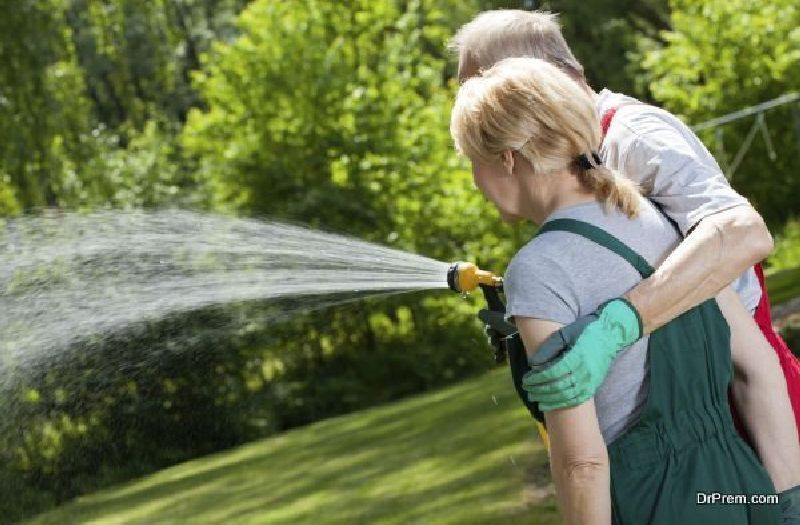 Water Less Frequently