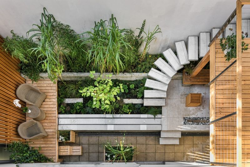 Give your yard a rustic look