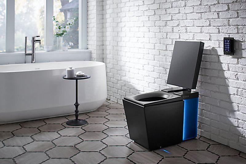 Kohler's smart toilet