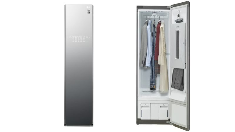LG has come up with a smart wardrobe