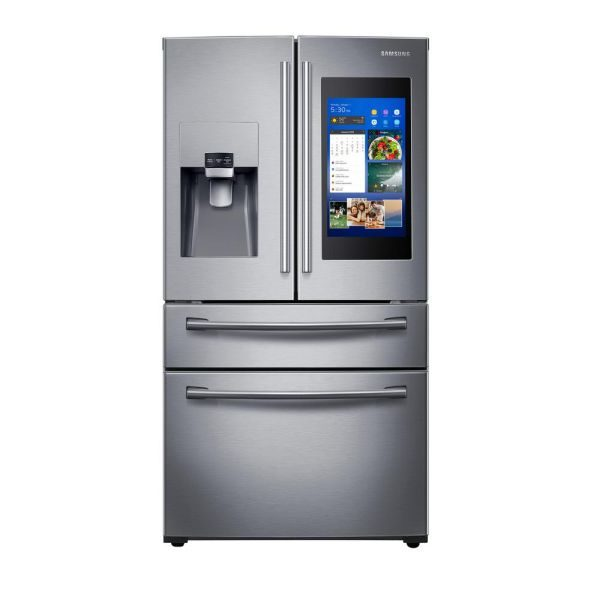 Samsung's Family Hub French Door Smart Refrigerator