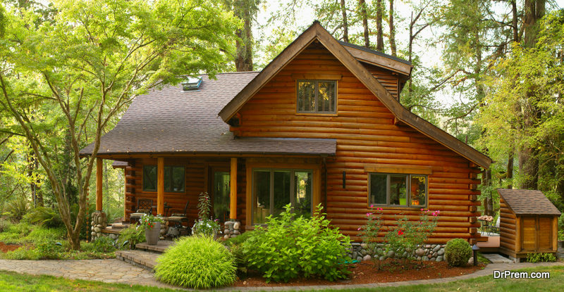 owning a Log Cabin