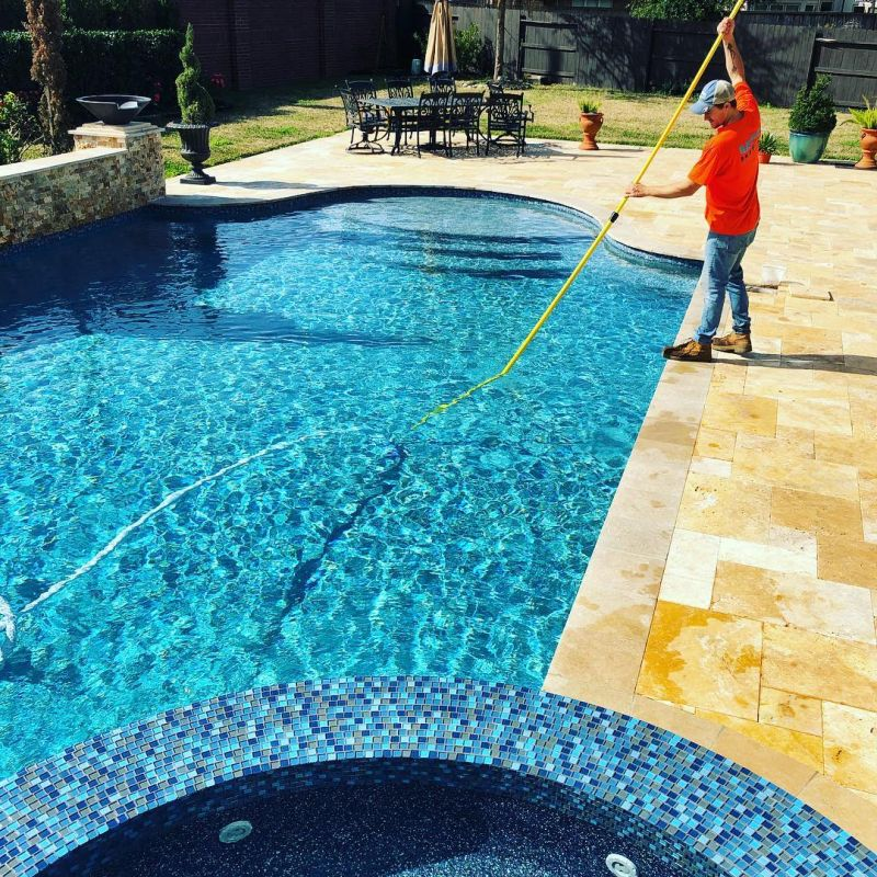Pool Repairs and Maintenance