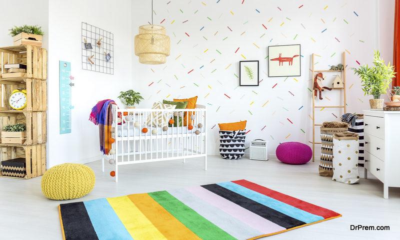 Prepare Your Infant's Nursery