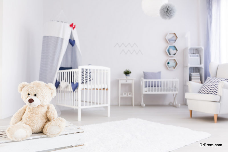 Prepare Your Infant's Nursery
