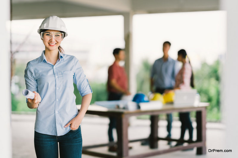 meet with their selected contractor on-site