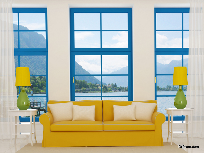Environmentally Friendly windows