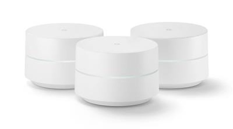 Mesh Wi-Fi Systems