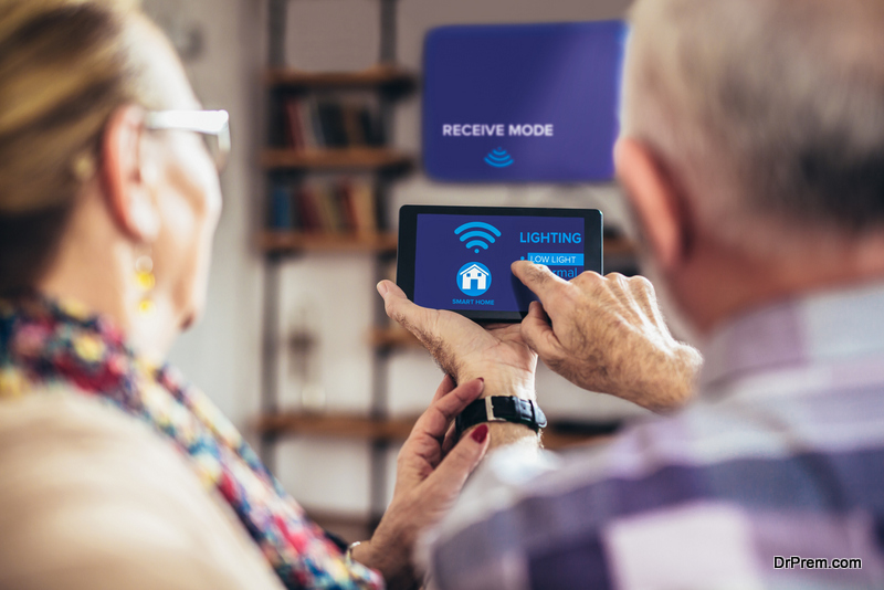 Smart Home Solutions for Senior Living