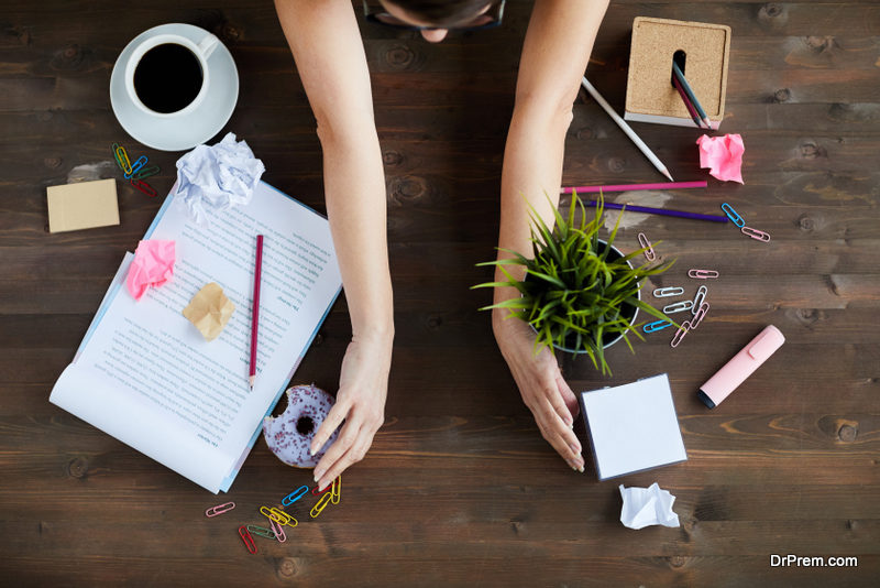 De-clutter Your Office