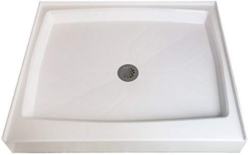 mold-resistant shower pan