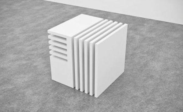 Alessandro Di Prisco has designed the Cubico
