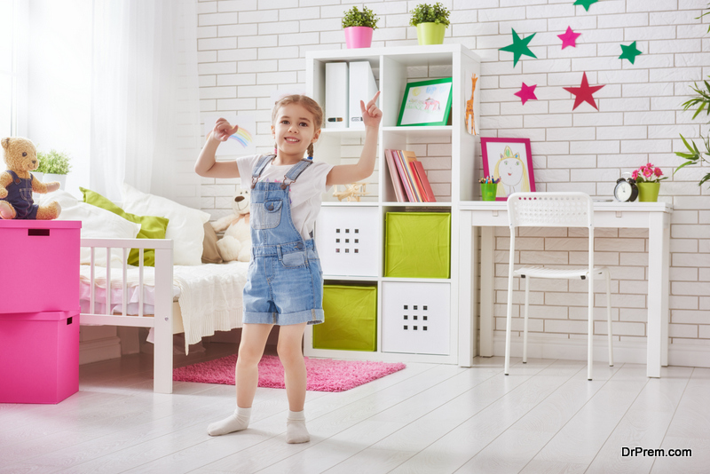 Playroom design ideas for small homes