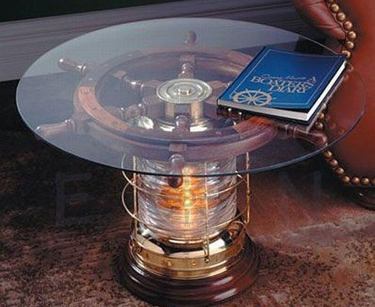 The Lantern Table