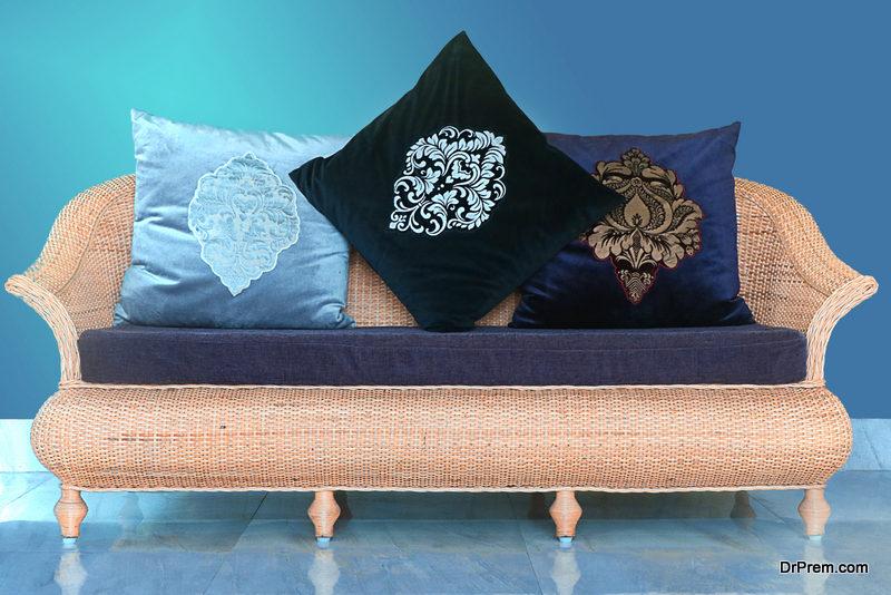 Abundance of Cushions