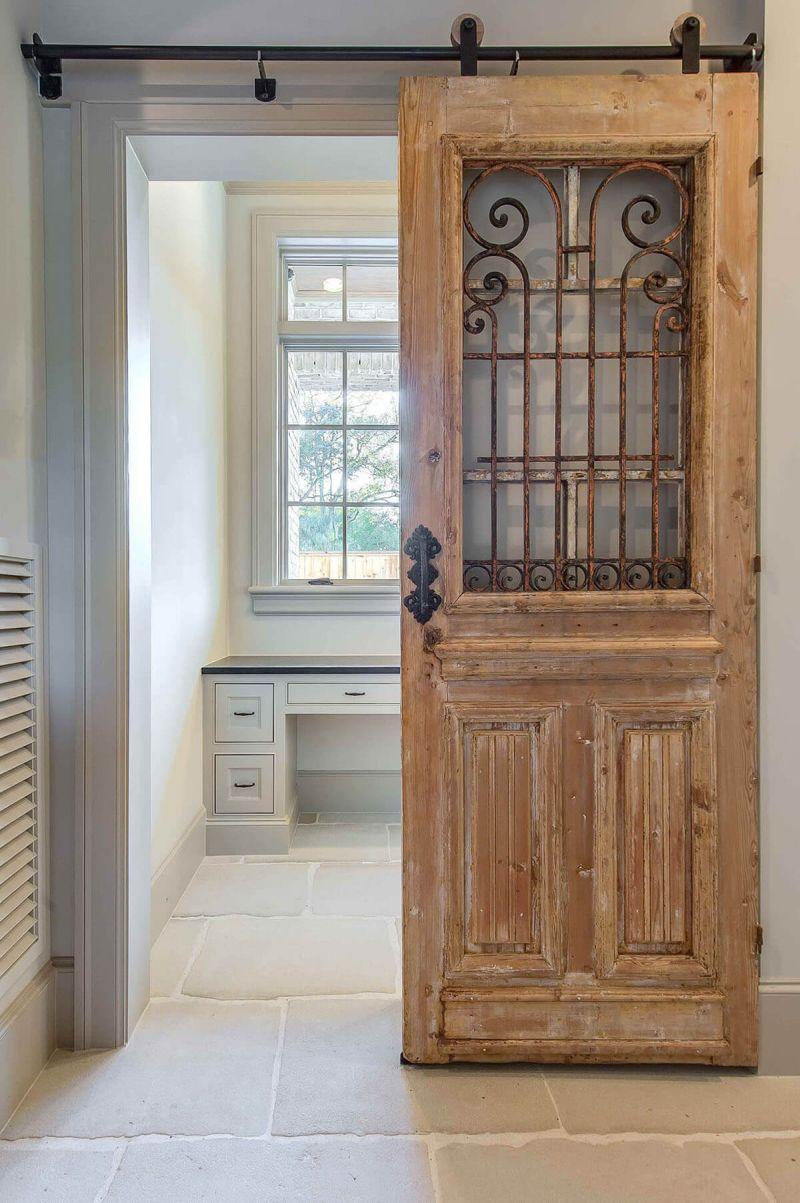 Charming Barn Doors