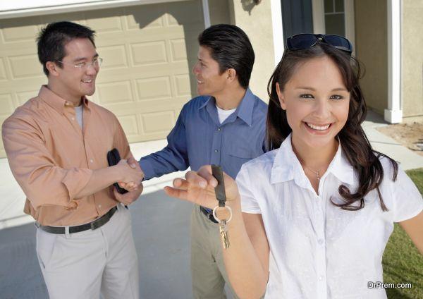 Find better tenants