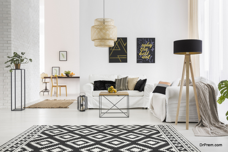 selecting the right rug for your house