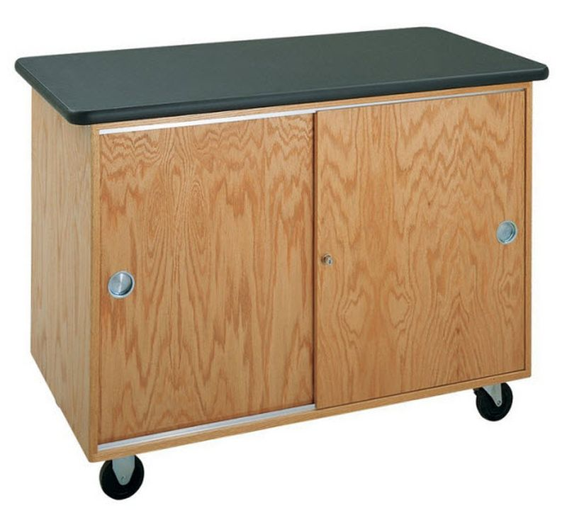 Cabinets-on-wheels