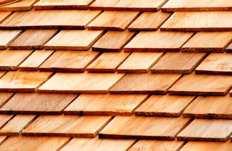 Cedar Shake Roofing