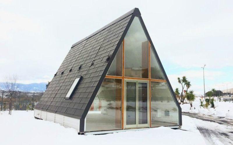 Italian folding home concept – M.A.Di