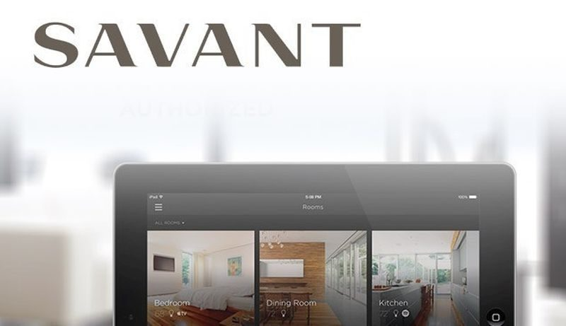 Savant is an automation system