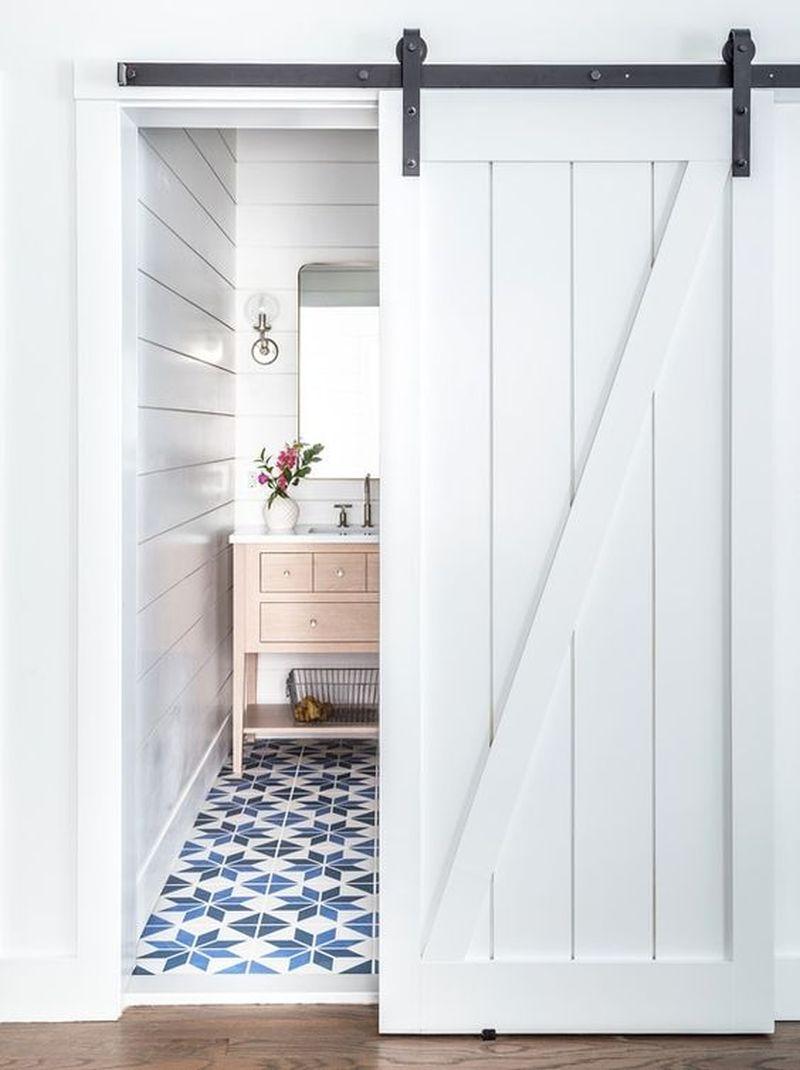 Shiplap doors
