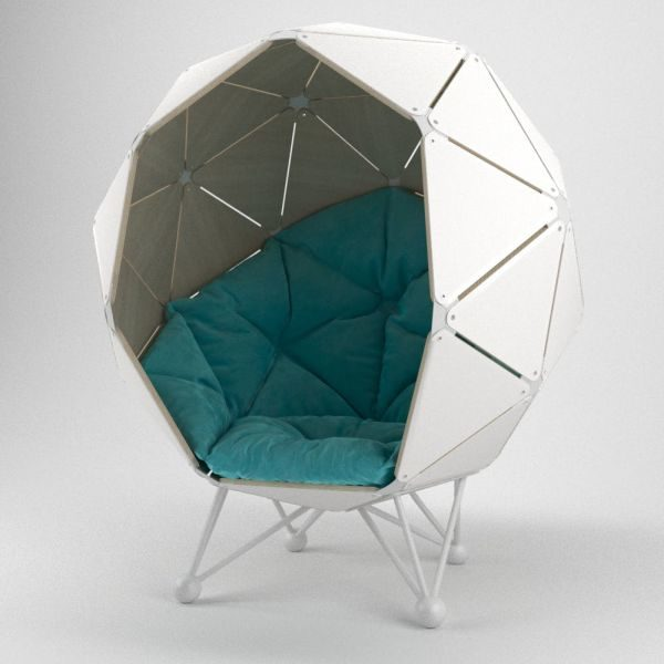 The Planet armchair
