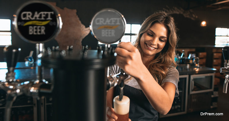 Growing Craft Beer Scene