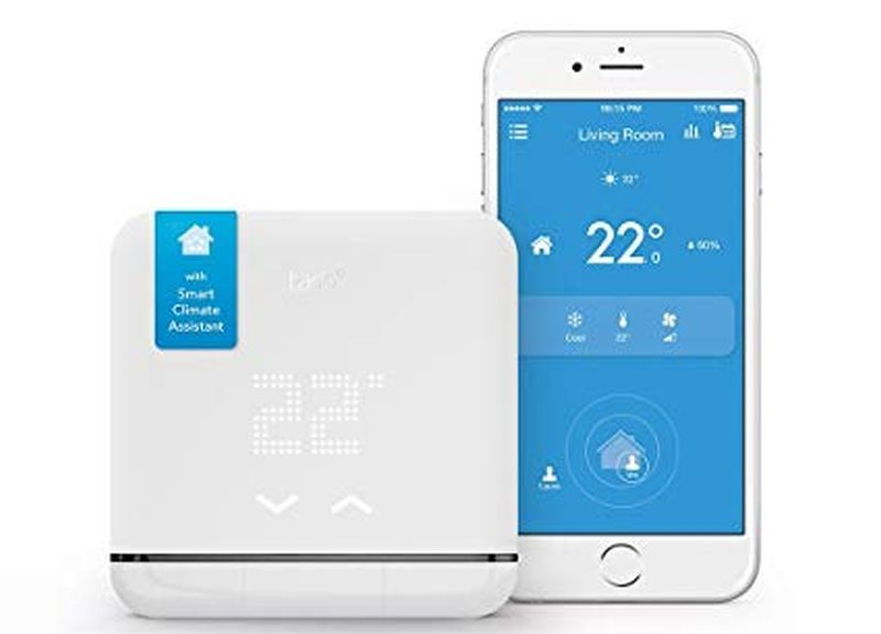Tado's  AC controls and the thermostats