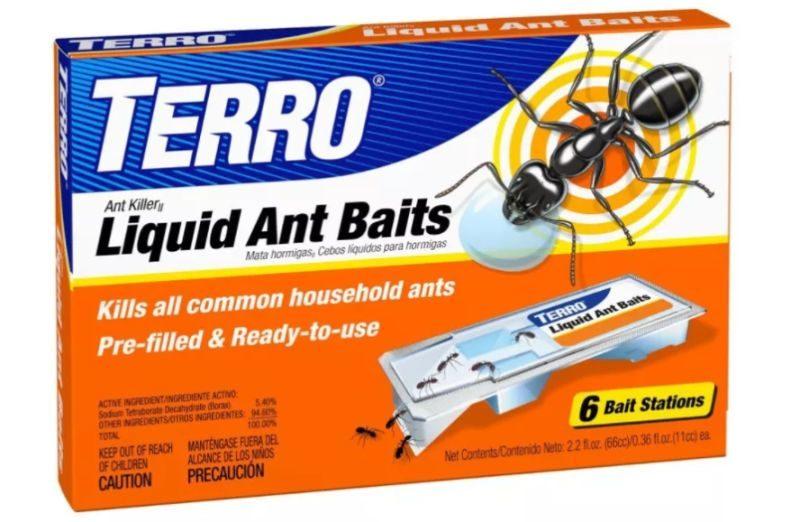 Use Ant Bait