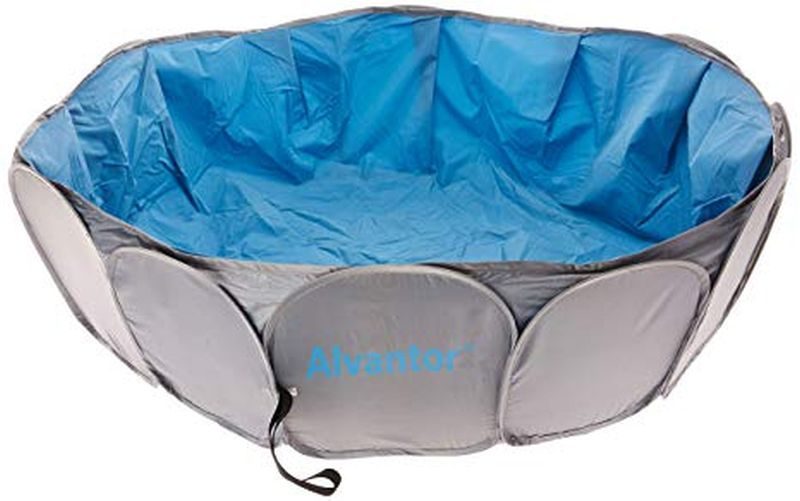 Alvantor Indoor Dog Pool