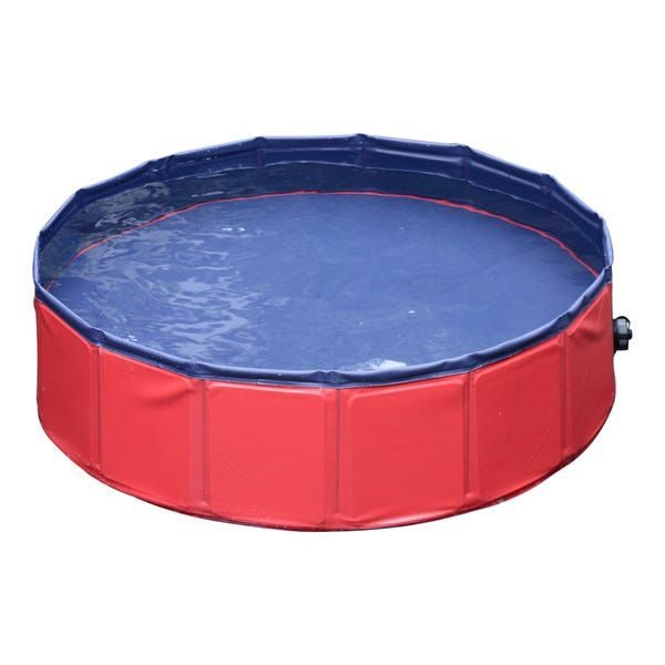 FrontPet Foldable Large Dog Swimming Pool