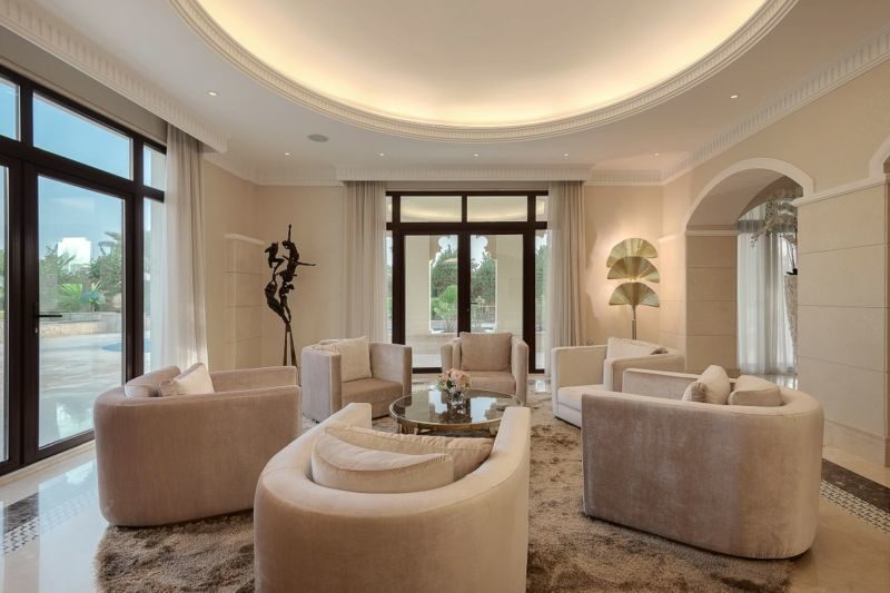 a Luxury House