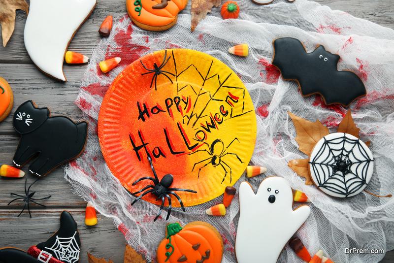 decoration ideas for Halloween